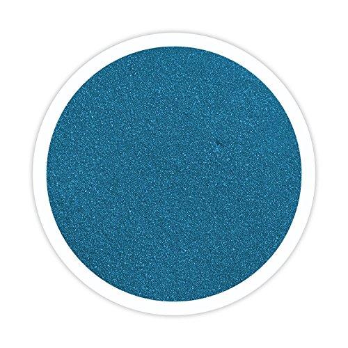 Sandsational Teal Blue (Tealness) Unity Sand~1.5 lbs (22 oz), Blue Colored Sand for Weddings, Vase Filler, Home D