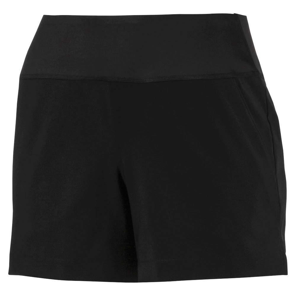 Puma Golf Women's 2019 Pwrshape Short, Puma Black, Small by PUMA