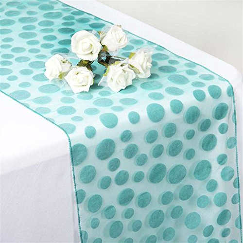Groovy Dots Table Runner - -