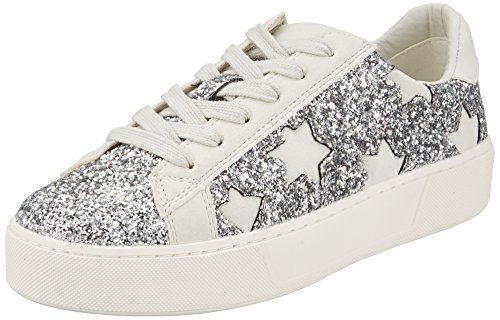 Sneakers WoMen Ch P2078x Low Silver Top P2149f Buffalo 459c 34 18Zwd8qB