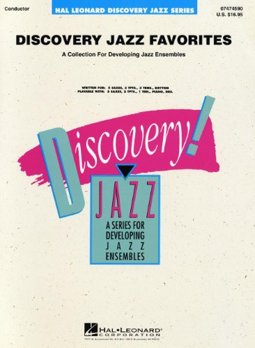 (Discovery Jazz Favorites - Trumpet 1 Trumpet)