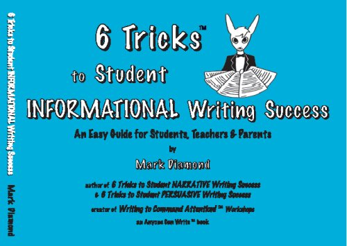 6 Tricks to Student INFORMATIONAL Writing Success ebook