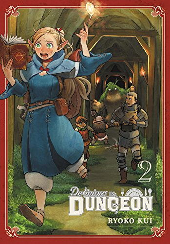 Delicious in Dungeon, Vol. 2 pdf