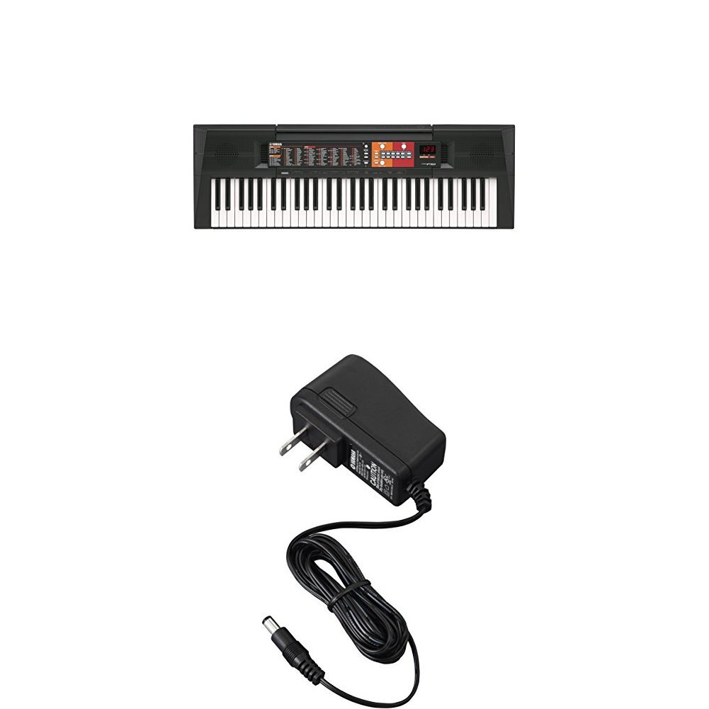 Galleon Yamaha Psr F51 Portable Keyboard With Power Adapter