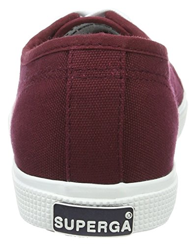 Superga C84 Adulte Mixte Rouge Baskets 2950 Dk Cotu Bordeaux HqfwPzH
