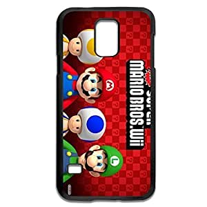 Super Mario Brothers Friendly Packaging Case Cover For Samsung Galaxy S5 - Retro Shell
