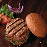 Kansas City Steak Company 12 Grass Fed Burgers, 4 oz each