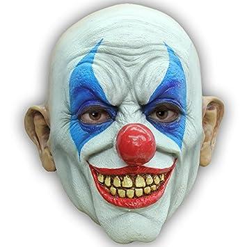 Générique mahal621 – Máscara payaso feliz látex adulto – Talla única