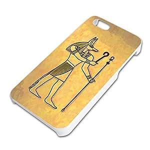 Anubis Ancient Egypt Slim Fit Hard Case Fits Apple iPhone 5 5S