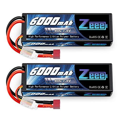 Zeee 6000mAh 80C 2S