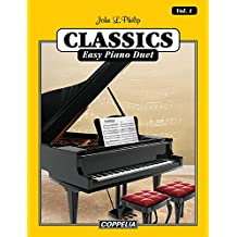 Classics Piano Duet vol. 1 (French Edition)