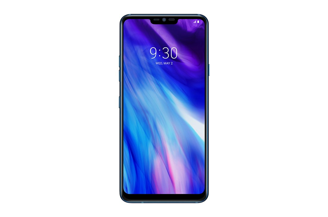 "LG G7 ThinQ LMG710EM 6.1"" 4G 4GB 64GB 3000mAh Blue- Smartphones (15.5 cm (6.1""), 64 GB, 16 MP, Android, 8 Oreo, Blue)"