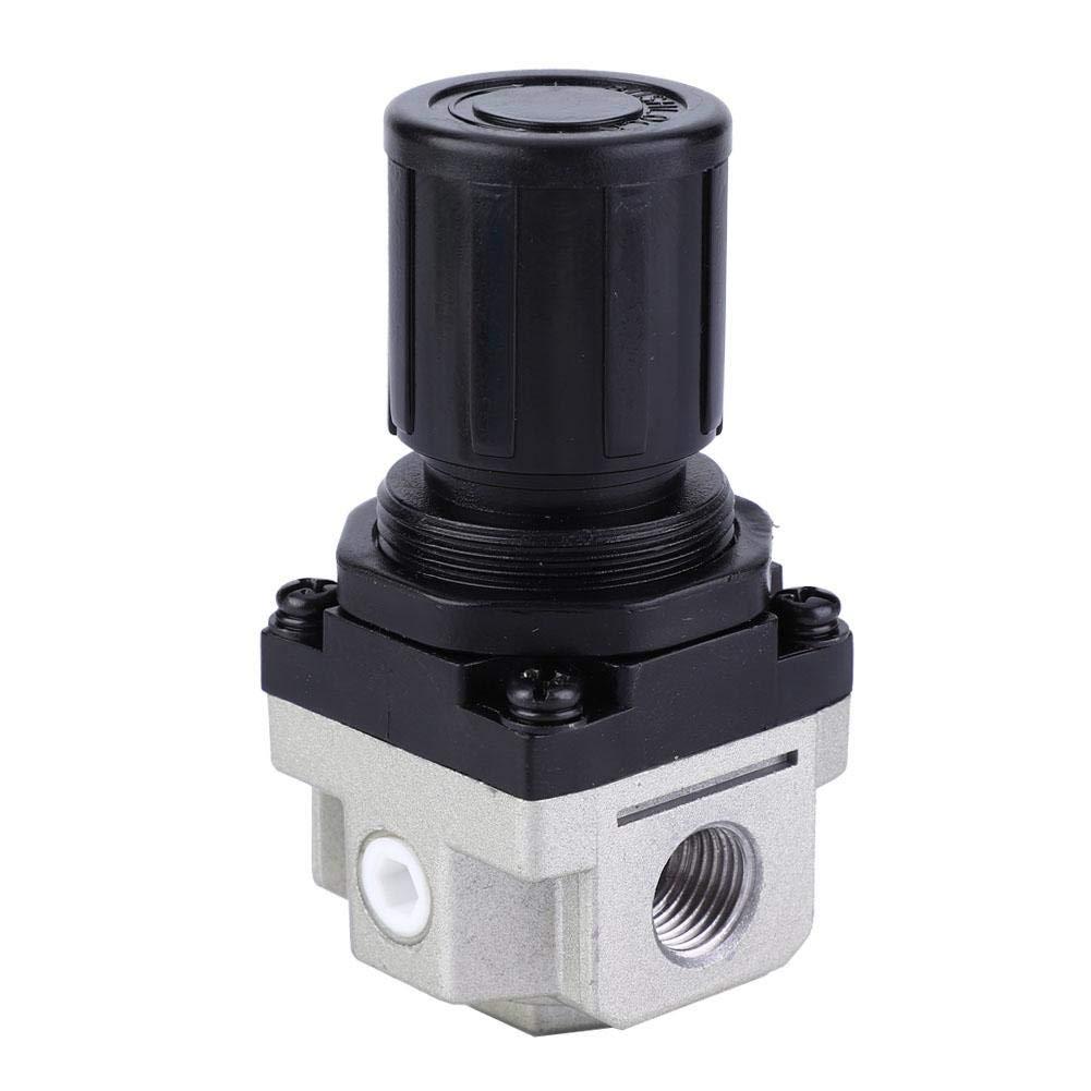 Baomain Air Source Treatment AF4000-04 Aluminum Alloy PT 1//2 Thread Dia