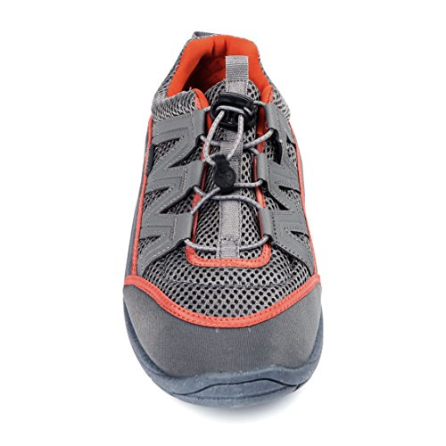 Northside Athletic Charcoal Unisex Orange Shoe Water Mens Womens Brille II rrWn1TqU