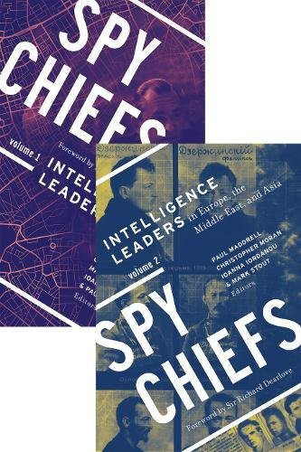 Download Spy Chiefs: Volumes 1 and 2 pdf