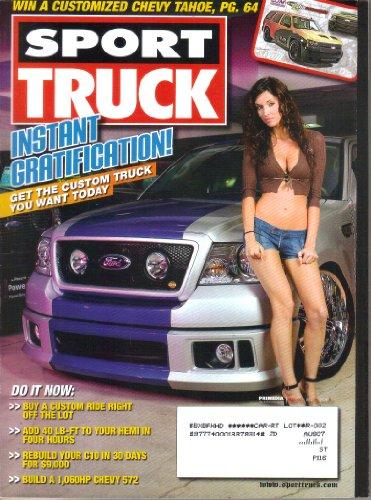 Sport Truck Magazine, Vol. 20, No. 5 (May, 2007)