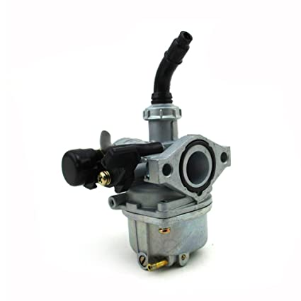 Amazon com: XLJOY PZ19 Lever Choke Carb 19mm Carburetor For