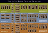 img - for The Happy Body Exercise Program Poster book / textbook / text book