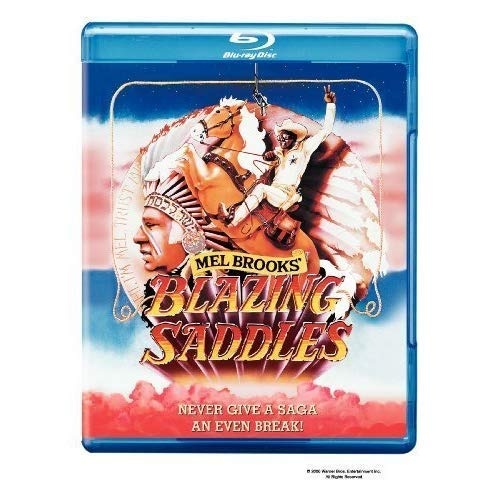 Blazing Saddles [Blu-ray] by Warner Home Video ()