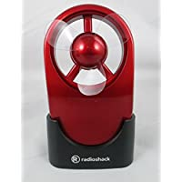 Radioshack Touch Fan (Red)