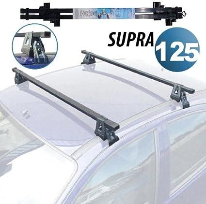Barre portatutto Peugeot 3008 Supra 125: Amazon.it: Elettronica