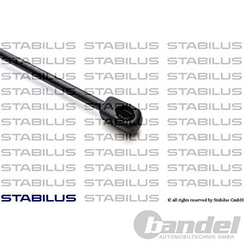 2x STABILUS 6456QQ LIFT-O-MAT GASFEDER HECKKLAPPE