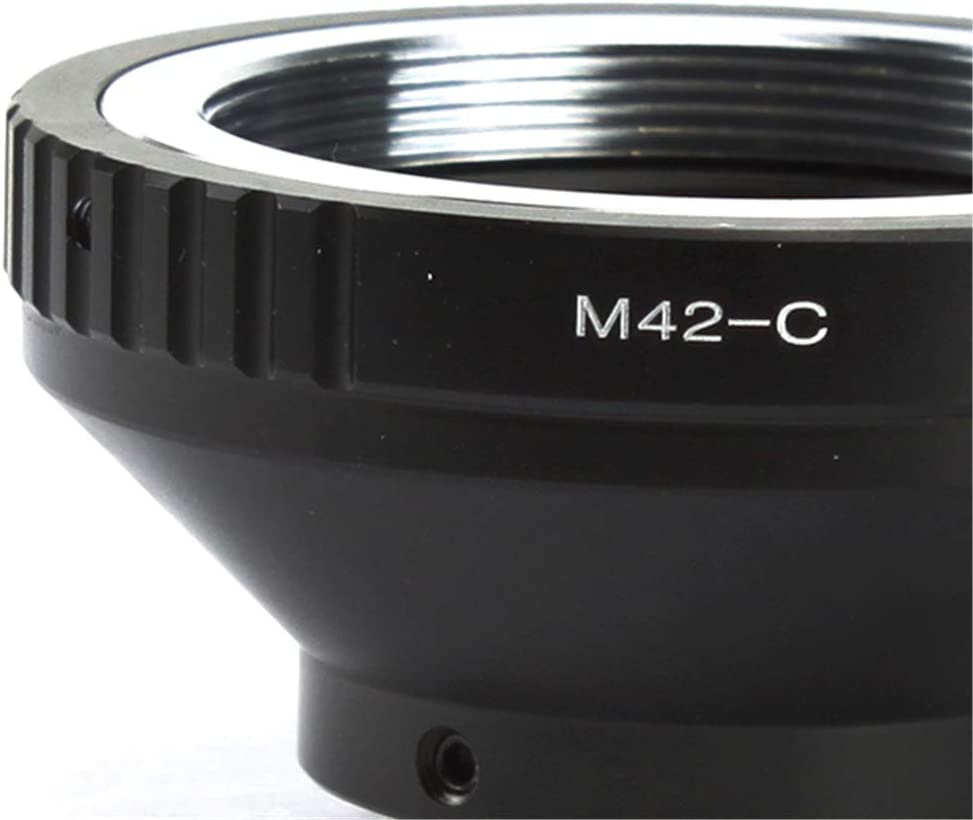 Lens Adapter Suit for M42 Lens to C Mount Camera