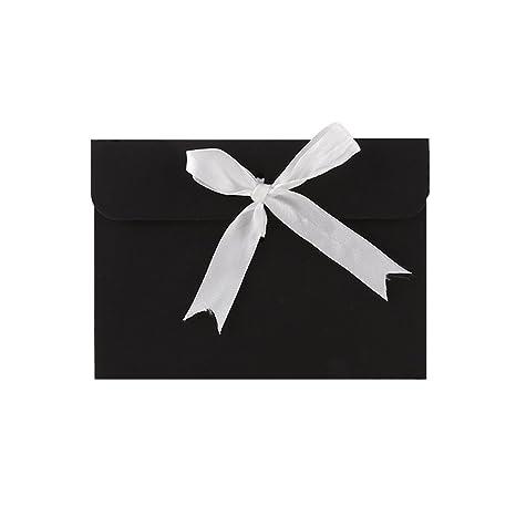Jia Hu 20 Piezas Letra Sobres Tarjeta De Invitación Funda