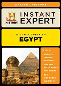 Instant Expert: Ancient History - Egypt [DVD]