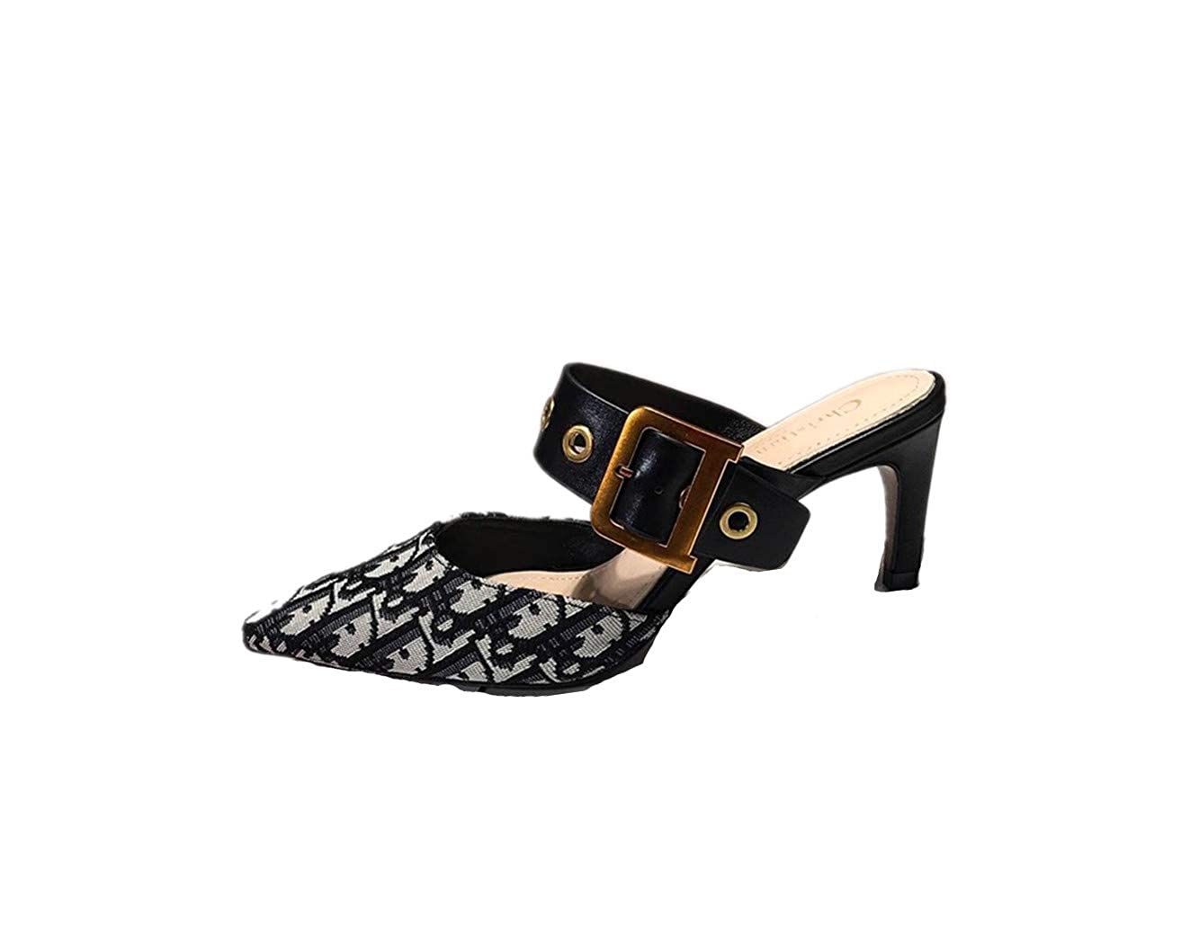 8d7afbadbf Amazon.com | Womens Sandal Shoes Dior Mule in Technical Canvas and ...