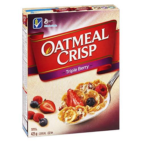 Oatmeal Raisin Crisp - Oatmeal Crisp Triple Berry, 425 Gram/14.99oz