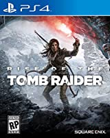 Rise of the Tomb Raider - PlayStation 4 - Standard Edition