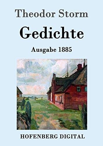 Amazoncom Gedichte Ausgabe 1885 German Edition Ebook