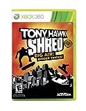 Tony Hawk Shred Software - Xbox 360 Standard Edition