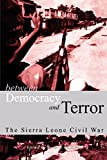 Between Democracy and Terror (Codesria Book)