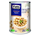 Yves Organic Chickpeas (Garbanzo Beans) 12-count