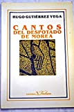 img - for Cantos Del Despotado De Morea (POESIA Y TEATRO, VERBUM POESIA) book / textbook / text book