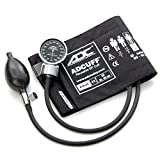 ADC Dianostix 700 Pocket Aneroid Sphygmomanometer with Adcuff Nylon Blood Pressure Cuff, Adult