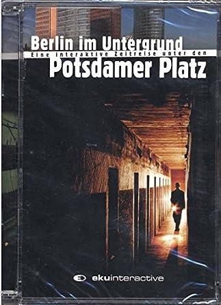 Berlin Im Untergrund Potsdamer Platz Amazonde Software