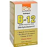 Bio Nutrition Inc B 12 Sublingual 6000 Mcg 50 Tab