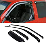03 tacoma sun visor - Alxiang Sun/Rain Guard Vent Shade Window Visor Fit 95-04 Tacoma Access/Extended Cab