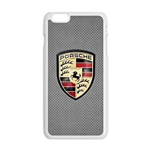 Porsche sign fashion cell phone case for iPhone 6 plus 6