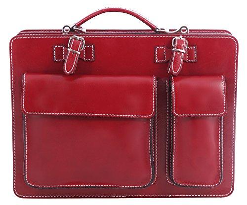 OH MY BAG - Bolso al hombro para hombre Taille Unique Rojo