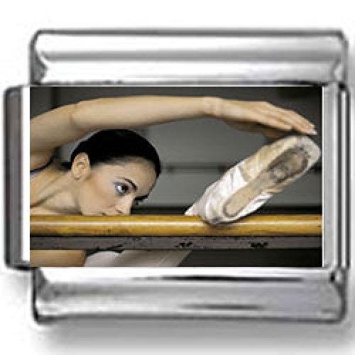 Ballerina Stretching Photo Italian Charm