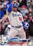 Baseball MLB 2018 Topps #89 Yasiel Puig #89 NM+ Dodgers