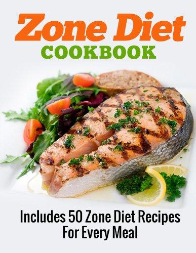 ZONE DIET Antioxidants Phytochemicals Macrobiotics ebook product image