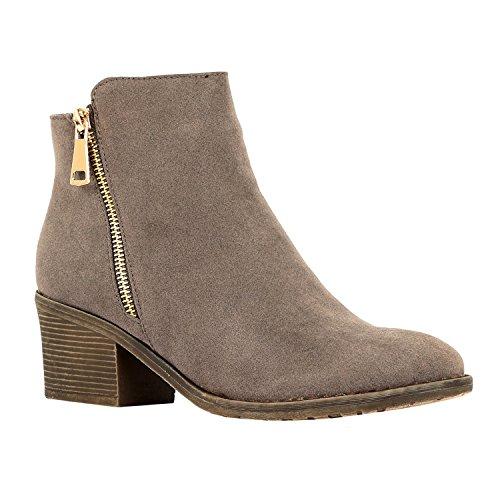 Short Womens Boots - 5