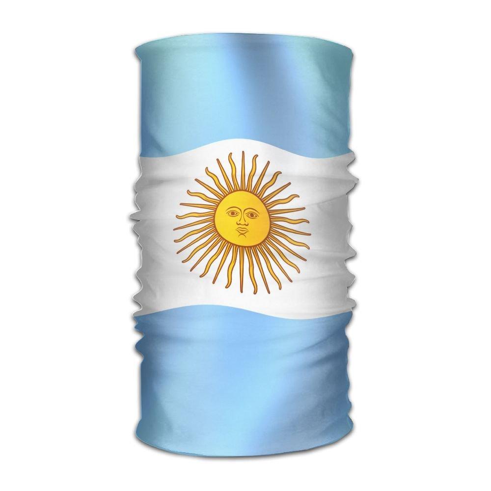 Pengyong Bandera Argentina Unisex Moda Secado Rápido Microfibra ...