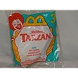 Tarzan - #3 Jane toy Figurine
