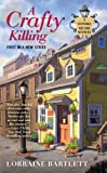 A Crafty Killing (Victoria Square Mystery Book 1)